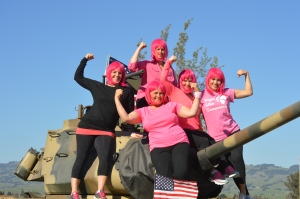 team learn to like pink 007